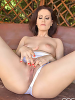 Madlin & Her Magic Wand - College Cutie's Toy Hits the Spot free photos and videos on DDFNetwork.com